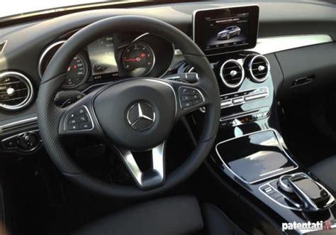 Mercedes Classe E Interni Mercedes Classe C 300 H La Prova Su Strada Dell Ibrida