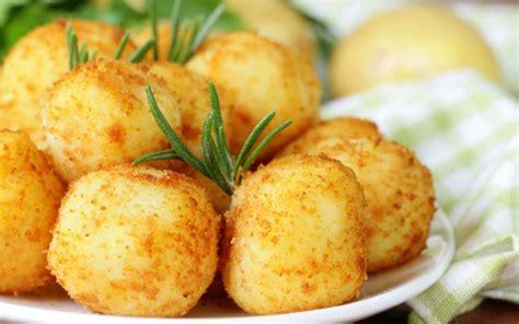 croquettes de pommes de terre recette az