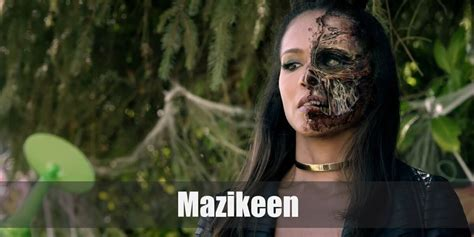Mazikeen Lucifer Costume For Cosplay And Halloween