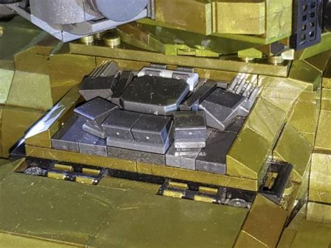 Share Project UNSC PROJECT TANK#5: Super Rhino II Tank ...