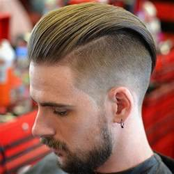 The Slicked Back Undercut Hairstyle Men 39 S Hairstyles Haircuts 2018
