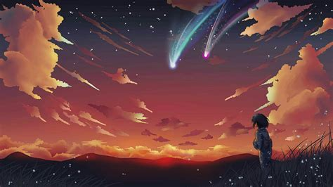 Your Name Anime Live Wallpaper - desktop wallpaper hd name newwallpapers org