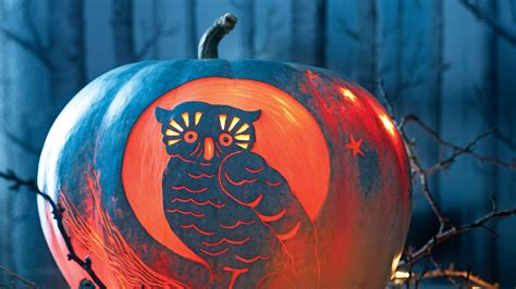 pumpkin templates  halloween martha stewart