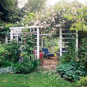 Pergola Im Garten. pergola im garten ein perfekter schattenspender ...