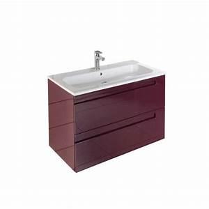 merveilleux meuble sous vasque 40 cm profondeur 2 With lapeyre salle de bain meuble vasque