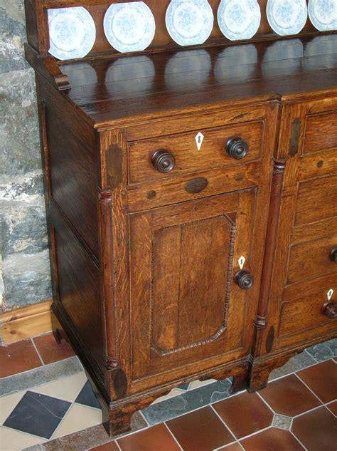 antique georgian welsh oak dresser antiques atlas