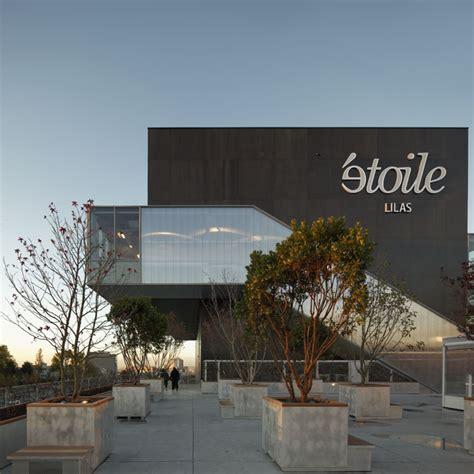photographie d architecture cinma etoile lilas hardel et le bihan architectes
