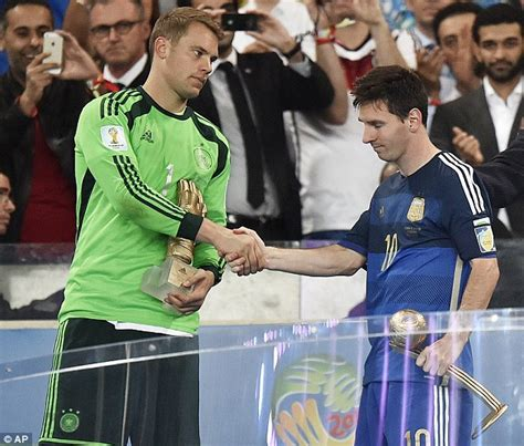 Manuel Neuer has won the biggest trophies in the game, he ...