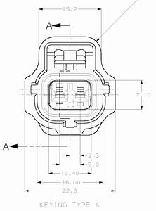tyco 2 way sealed sensor wiring loom connector key pattern a With automotive wiring loom manufacturers uk