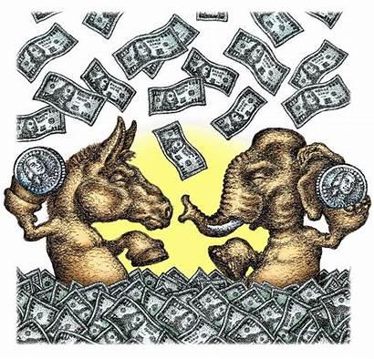 Political Campaign Finance Reform Citizens Problem Op