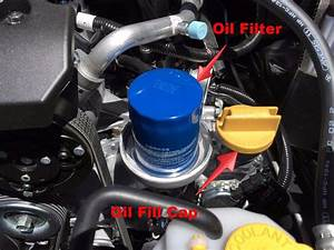 2016 Subaru Forester 2 5i Touring  Fb25  Engine Oil Change