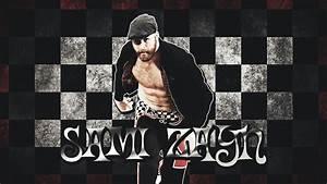 WWE Sami Zayn Wallpaper 2016 by LastBreathGFX on DeviantArt