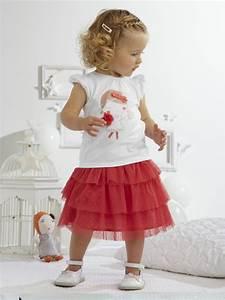 Photo De Bébé Fille : v tements b b fille originaux 85 id es de tenues mignonnes ~ Melissatoandfro.com Idées de Décoration
