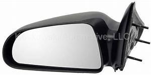 Details About Dodge Dakota Left Manual Door Mirror Driver