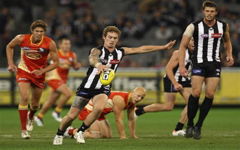 afl fixture released dayne beams  face  club