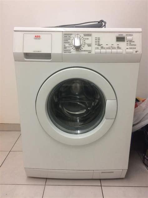 Garantie Aeg Waschmaschine by Aeg Waschmaschine Kaufen Aeg Waschmaschine Gebraucht