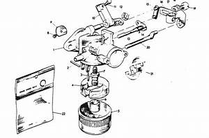 Chrysler 5 Hp  1976  Carburetor Parts