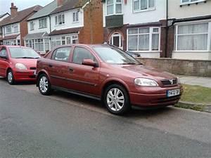 Opel Astra 2001 : 2001 vauxhall astra pictures cargurus ~ Gottalentnigeria.com Avis de Voitures