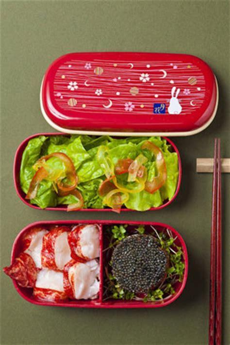 ustensile de cuisine japonaise boite japonaise repas les ustensiles de cuisine