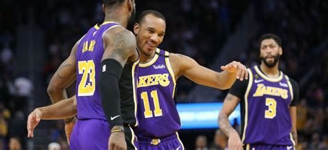 Lakers' Avery Bradley opts out of NBA restart; JR Smith ...