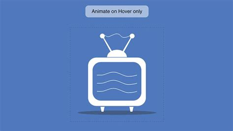 Some use svg animation, others use css transform for basic animation, and besides using svg to make path animation sketching a shape, you can use it on typography like what this creator made. A beautiful CSS+SVG only, animated TV. The animation is ...