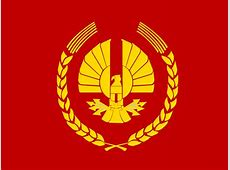 Is it just me or does the Panem flag look badass