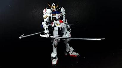 Barbatos Gundam Wallpapers Blooded Orphans Iron