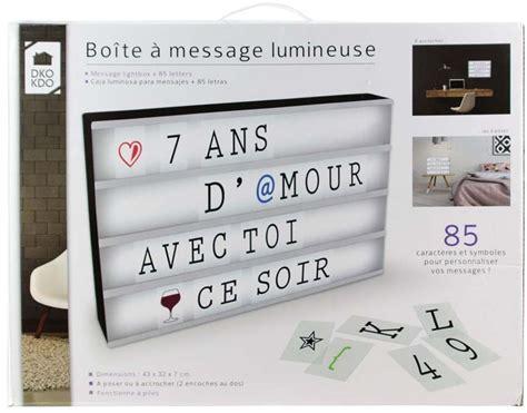 boite lumineuse a message boite lumineuse 224 message personnalisable