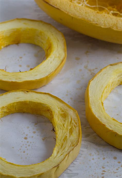 cooking squash how to cook spaghetti squash eat within your means