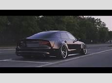 Audi S7 Liberty Walk CAR PORN Night Lovell Deira