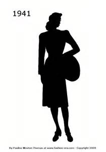 Black Woman Silhouette Fashion