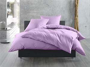 Bettwäsche 200x200 Rosa : mako satin bettw sche uni einfarbig flieder rosa online kaufen bms ~ Frokenaadalensverden.com Haus und Dekorationen