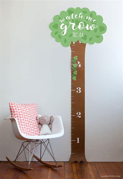 Printable Height Chart for Kids ? PinLaVie.com