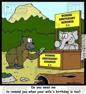 Forgetting Birthday Cartoon
