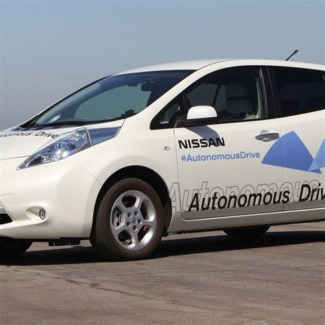 Nissan Autonomous Car 2020 by Driverless For Nissan By 2020