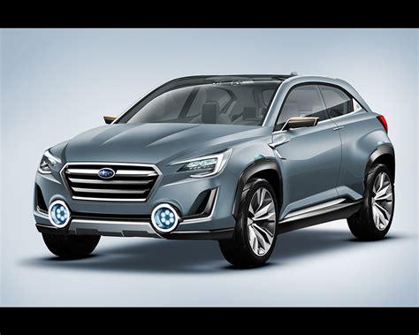 Subaru Viziv-2 Plug-in Hybrid Concept 2014