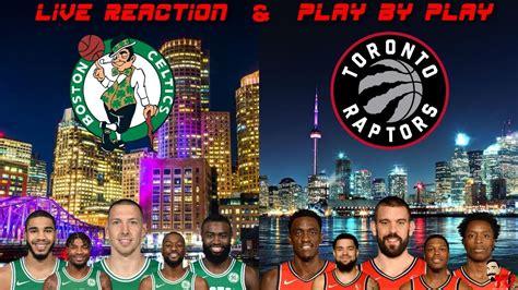 NBA Live Stream: Boston Celtics Vs Toronto Raptors Game 7 ...