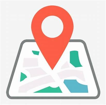 Location Map Icon Mark Gps Tracking Clipart