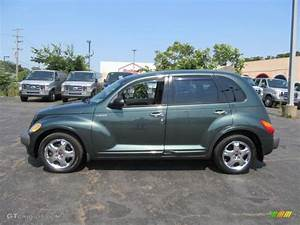 2001 Pt Cruiser : shale green metallic 2001 chrysler pt cruiser standard pt ~ Kayakingforconservation.com Haus und Dekorationen