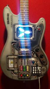 Martper Back To The Future Guitar Mustang