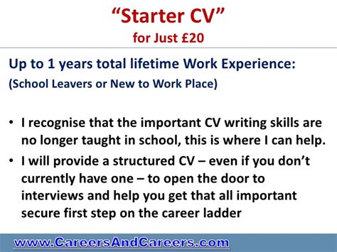 do you a killer cv or need professional help