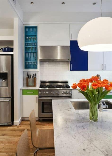 cuisine avec ot central la cuisine équipée avec ilot central 66 idées en photos