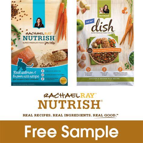 rachael ray  dog food  cat food samples