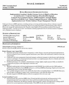 Sample resume for project manager sample resumes for Project manager resume templates