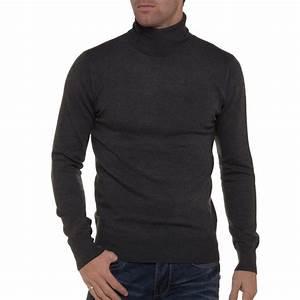 Pull Colle Roulé Homme : pull colle roul laine et tricot ~ Melissatoandfro.com Idées de Décoration