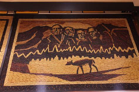 corn history mitchell corn palace center for postnatural history