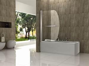 Duschwände Für Badewanne : badewannenabtrennung swing alphabad ~ Buech-reservation.com Haus und Dekorationen
