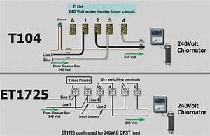 File  Intermatic 240 Volt Wiring Diagram