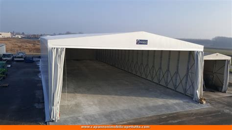capannoni smontabili usati capannoni mobili usati copritutto