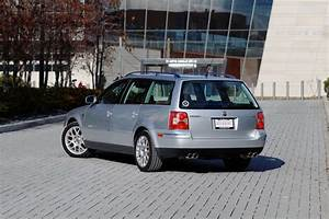 2003 Vw Passat Variant W8 With Manual Box Is One Of Only